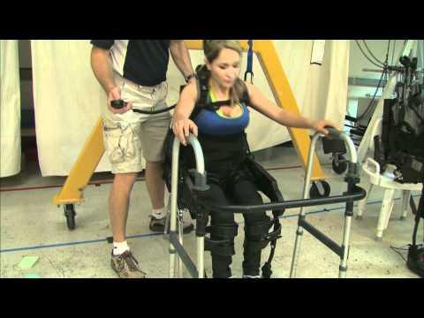 Web Extra - Tamara Mena: Exoskeleton Test Pilot - KQED QUEST