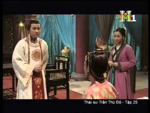 Phim truyện Thái sư Trần Thủ Độ Phim VN   tập 25