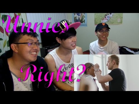 youtube video Unnies(언니쓰) - Right?(맞지?) MV Reaction to 3GP conversion