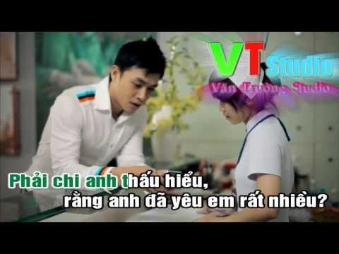 (karaoke HD1080)Em Muốn Anh Sống Sao Remix (Full beat) - Quang Hà - Văn Trường Studio