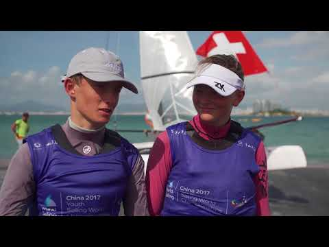 Nacra 15 World Champions