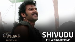 The Characters of Baahubali Brought to Life – Prabhas as SHIVUDU