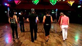Balli Di Gruppo 2011 Gang Story Country Line Dance By Dj