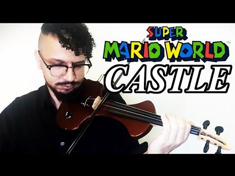 Castle Theme - Super Mario World - Violin - Tiago Cox