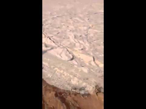 Vídeo Oriente Médio tem rio de areia?
