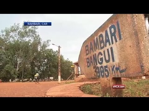 Bambari youths welcome breakup of nation in CAR