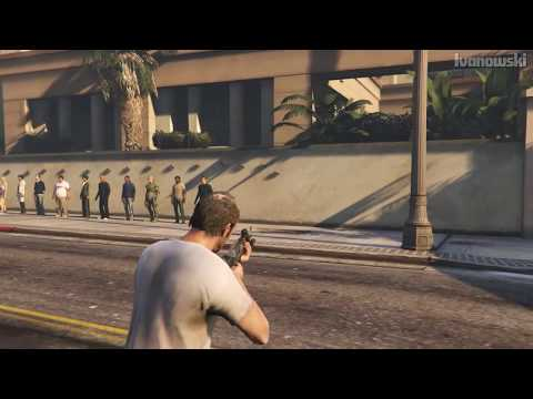 GTA 5 Crazy / Brutal Kill Moments: #7 (Grand Theft Auto V Compilation)