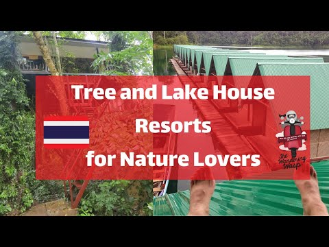 Wasping from Singapore to Thailand: Khao Sok National Park