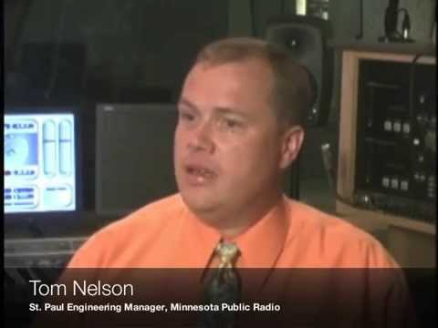 Axia Audio over IP at Minnesota Public Radio