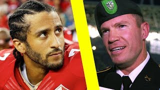Why Colin Kaepernick Took a Knee (US Army Veteran, NateBoyer)