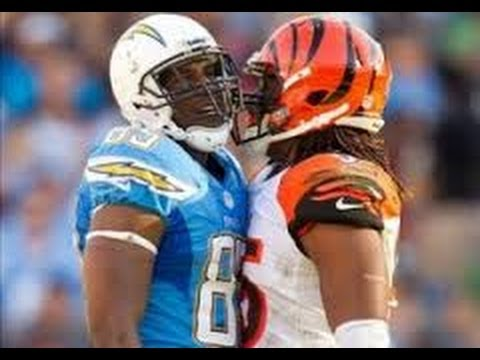 2013 AFC Wildcard Playoff Preview: Cincinnati Bengals vs San Diego Chargers