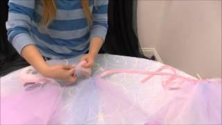 Instant No-Sew Tutu By Tableclothsfactory.com