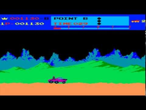 [HQ] Moon Patrol 1982 Irem  Mame Retro Arcade Games