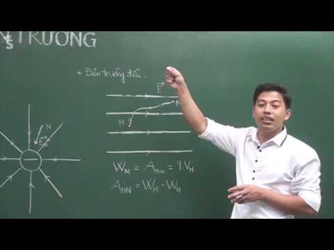 Điện Trường - Vật lý lớp 11 - Thầy Phạm Quốc Toản
