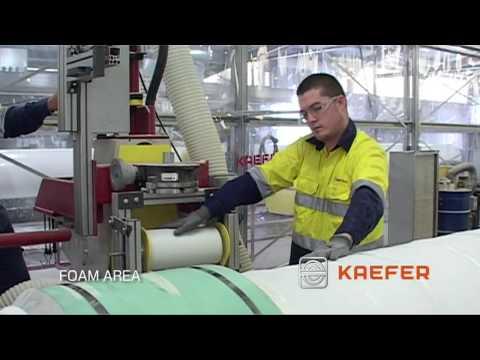 Produkcja preizolacji Kaefer