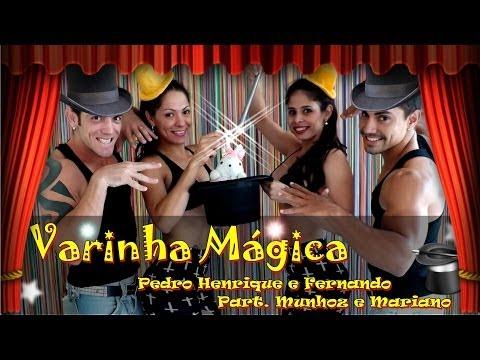 Pedro Henrique e Fernando e Munhoz e Mariano - Varinha Mágica (Coreografia Equipe Marreta)