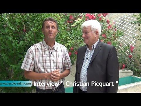 Ecole MLM Interview Christian Picquart