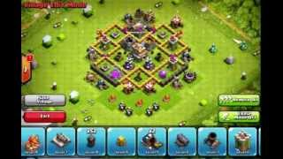 Clash Of Clans 3 Best Town Hall Level 6 Base Designs