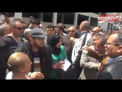 image vidéo الصحفيون يقاطعون ندوة صحفية لنقابات الأمن بعد تعرّضهم للإهانة