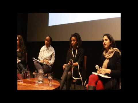 London Feminist Film Festival 2013: Reflections Unheard Panel Discussion