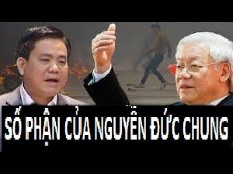 Trọng lú khởi tố Đồng Tâm để dọn đường lột lon Nguyễn Đức Chung