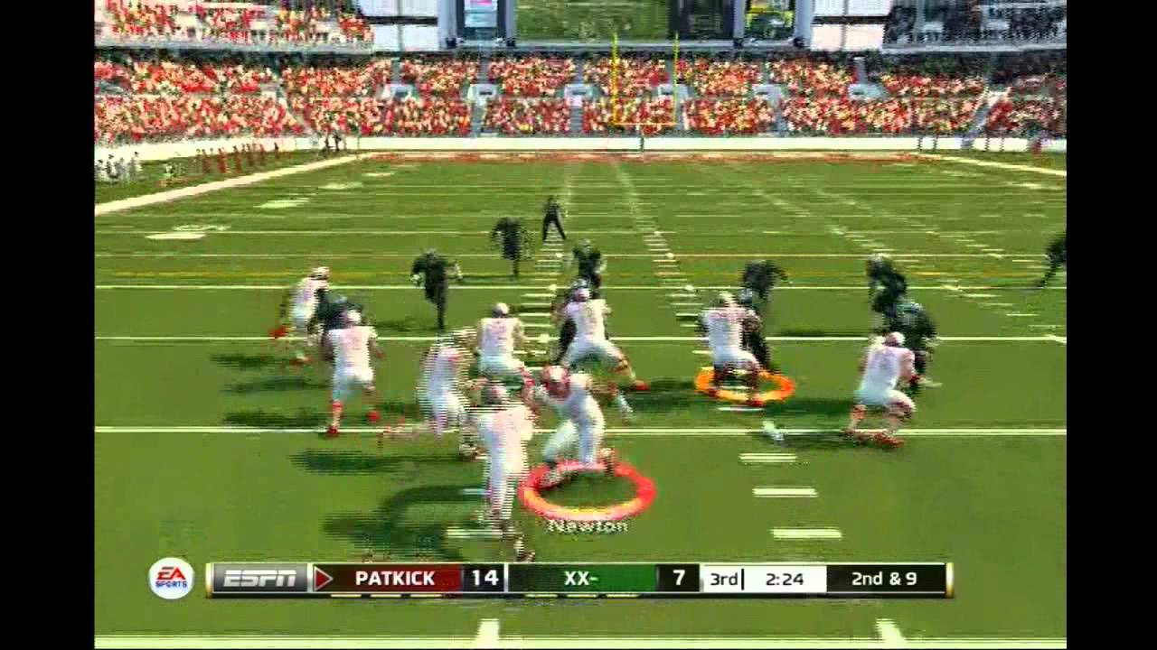2014 college football game whats the ncaa