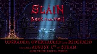 Slain: Back from Hell - Bejelentés Trailer