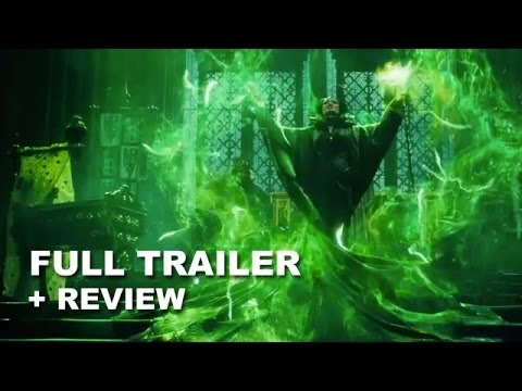 Maleficent 2014 Once Upon a Dream Trailer + Trailer Review : Lana Del Rey - HD PLUS