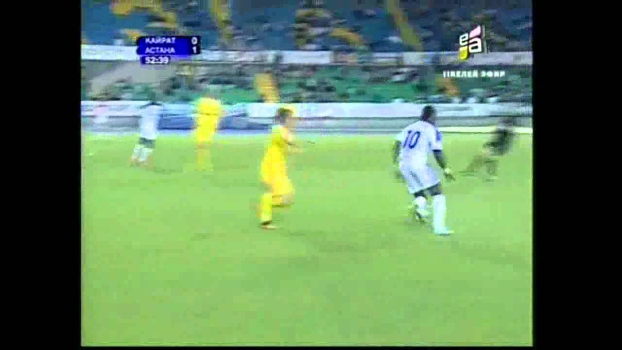 FC Kairat Almaty 1-2 Lokomotiv Astana