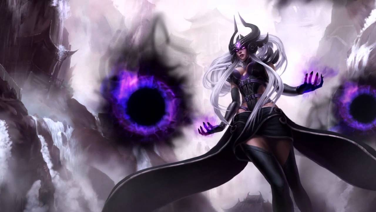 Syndra - (Dreamscene HD) (wallpaper animated) - YouTube