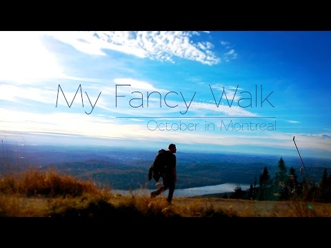 My Fancy Walk | #1 October In Montreal