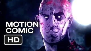 Riddick Official Motion Comic Blindsided (2013) Vin