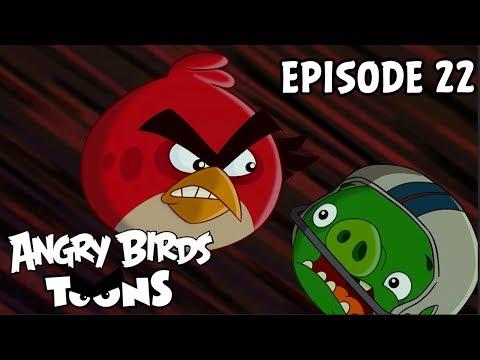 Angry Birds Toons # 22 - Vejce šlo na procházku