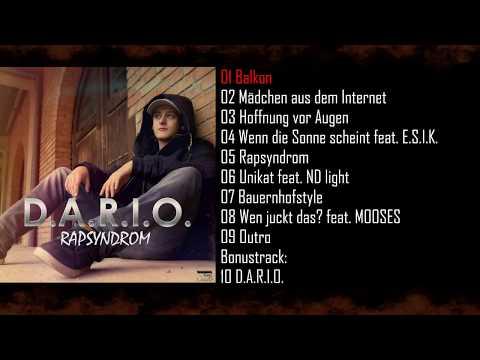 D.A.R.I.O. - RAPSYNDROM (ganzes Mixtape 2016)