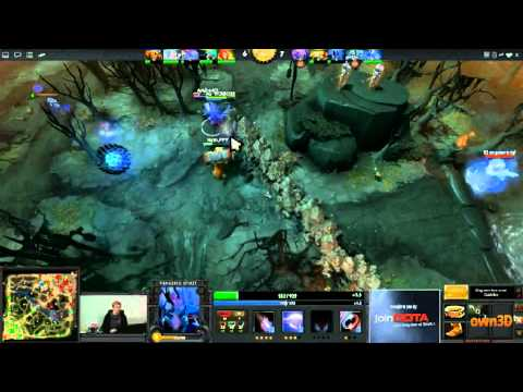 Dota 2 - ESWC Group Stage - Na'Vi vs GamersLeague (4GL)