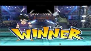 Dragon Ball Z Vs One Piece Vs Naruto DON [2]