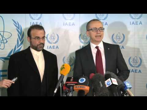 Statement by IAEA and Iran following technical talks in Vienna