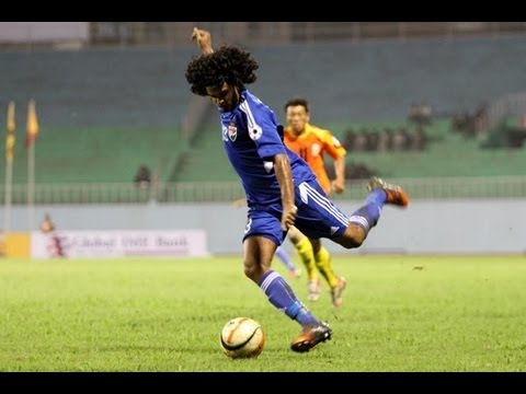 Bhutan vs Maldives (Highlights) SAFF Championship 2013