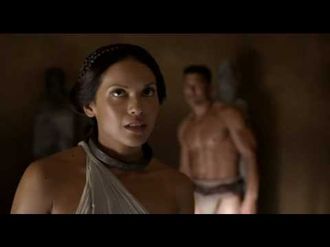 SPARTACUS:  BLOOD AND SAND --
