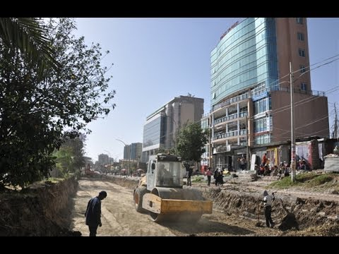 Africa with China ep.4 | Ethiopia invests 10% of its GDP on infrastructures
