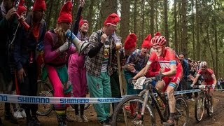 XCO Elite Men - Highlight from the 2015 UCI MTB World Cup presented by Shimano - CZE - Duration: 1:56.