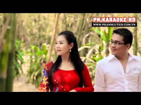 [KARAOKE HD] Sầu Tím Thiệp Hồng - Huỳnh Nguyễn Công Bằng ft Dương Hồng Loan