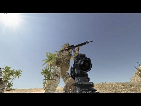 Squadwork e Teamwork em Fallujah