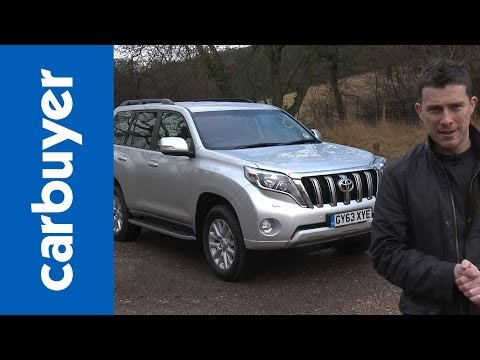 Toyota Land Cruiser (Prado) 2014 review - Carbuyer