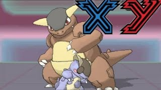 Closest Pokemon XY Full Battle: How To Beat Mega Kangaskhan
