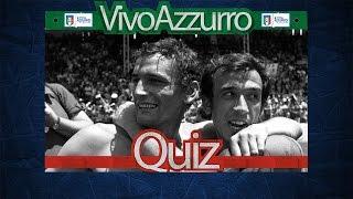 Il secondo goleador della storia della Nazionale - Quiz #51