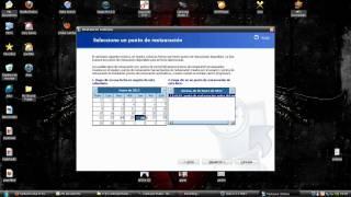Restaurar Sistema De PC Por Virus O Cualkier Problema