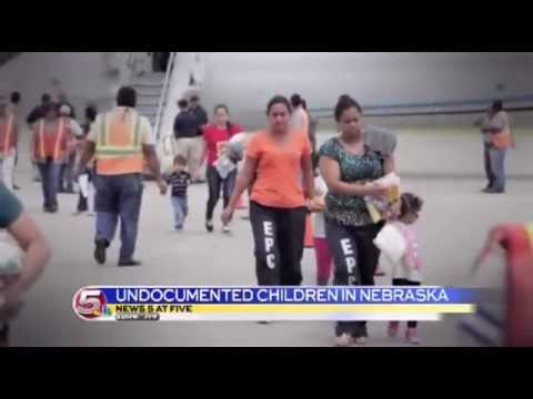 News 5 at 5 - Immigration Advocacy Group On Undocumented Children / July 16, 2014