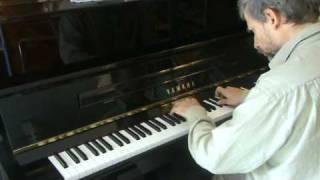 Hijo De La Luna Au Piano, En Do# Mineur