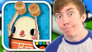TOCA BUILDERS (iPhone Gameplay Video)